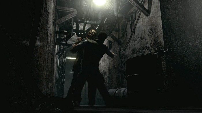 Анонс и скриншоты Resident Evil HD Remaster