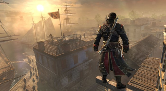 Подробности сюжета и скриншоты Assassin's Creed: Rogue