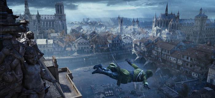 Assassin's Creed Unity - Новые подробности и детали