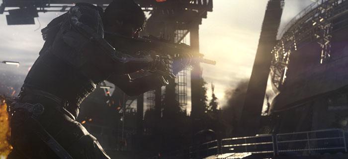 Презентация мультиплеера Call of Duty: Advanced Warfare