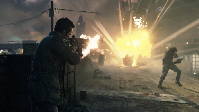 Мировая премьера геймплея Quantum Break (Обновлено)