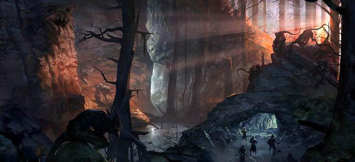 Анонс, трейлер и геймплей проекта Shadow Realms