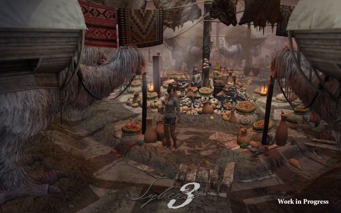Анонс Syberia 3 (Обновлено)