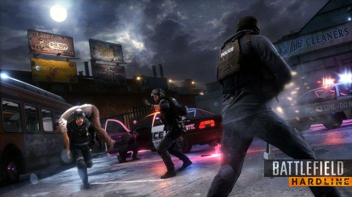 Время выхода и новые скриншоты Battlefield: Hardline