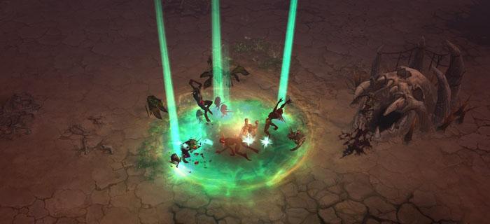 Видео-сравнение графики Diablo 3 между Xbox One, PS4 и PC