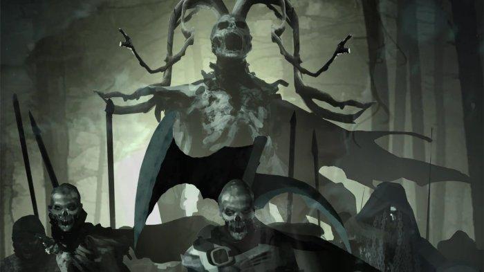 Концепт-арты проекта Hellblade