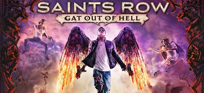 Анонс и трейлер Saints Row: Gat Out of Hell