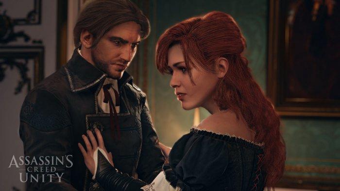 Несколько новых скриншотов Assassin's Creed Unity