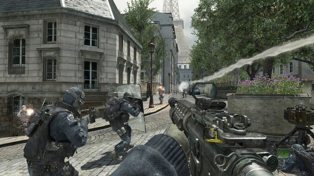 Call of Duty Modern Warfare 3