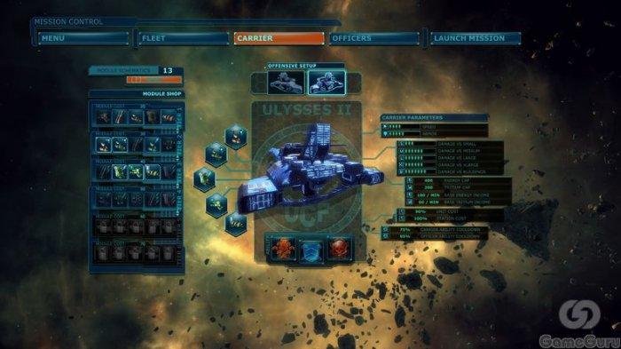 Ancient Space – старт новой космической стратегии