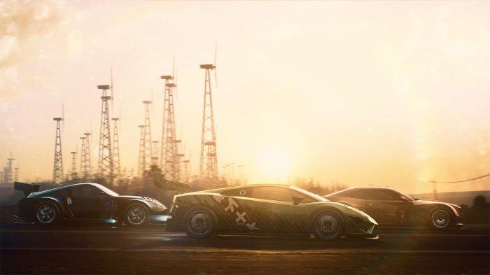 Новые скриншоты The Crew. Игра выходит в декабре.