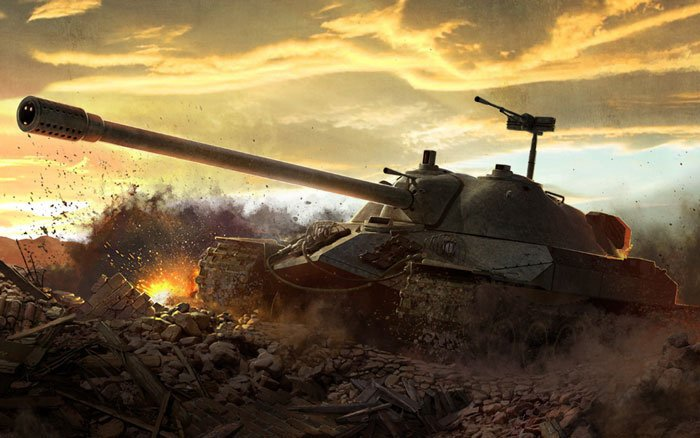 Новый танк и новый саундтрек – игры с военной тематикой набирают популярность