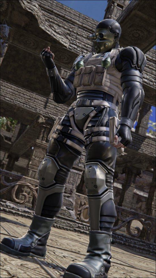 Несколько скриншотов Tekken 7