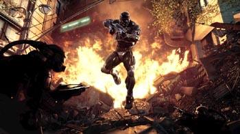 Полная версия трейлера Crysis 2 и новые детали