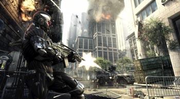 Crysis 2: Без нанокостюма ни шагу