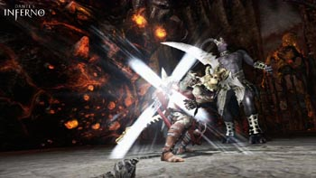 Игровой процесс Dante's Inferno