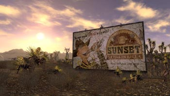Время релиза и новое видео Fallout: New Vegas