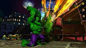 Геймплей Marvel vs. Capcom 3