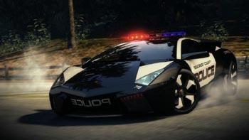 Геймплей Need for Speed: Hot Pursuit