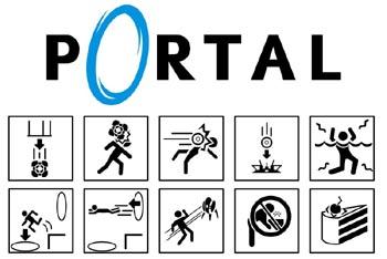 Учимся играть в Portal 2