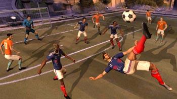 Анонс футбольного симулятора Pure Futbol