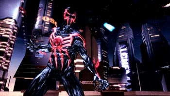 Третья вселенная Spider-Man: Shattered Dimensions