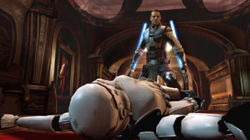 Геймплей и CG-трейлер Star Wars: The Force Unleashed 2