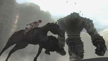 Слух: ICO и Shadow of the Colossus на PlayStation 3