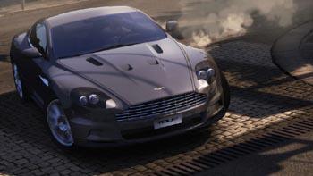 Test Drive Unlimited 2: Знакомимся, Aston Martin