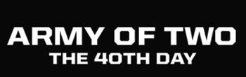 Видео совместного геймплея Army of Two: The 40th Day