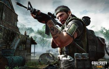 Геймплей игрового режима Gun Game из Call of Duty: Black Ops