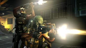 Скриншоты Bad Company 2 и Army of Two: The 40th Day