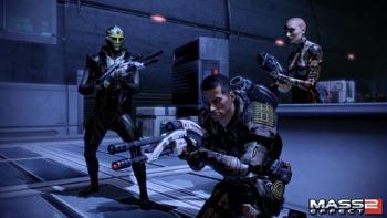 Mass Effect 2 посетит и PlayStation 3