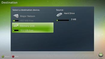 Полноценное использование флешек на Xbox 360 подтверждено